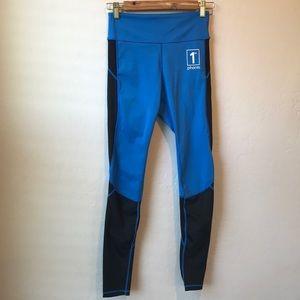 1st Phorm full length performance leggings Size 8